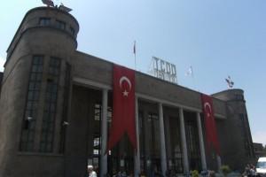 TCDD MİSAFİRHANESİ ANKARA